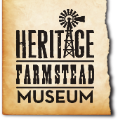 Heritage Farmstead Museum in Plano, TX